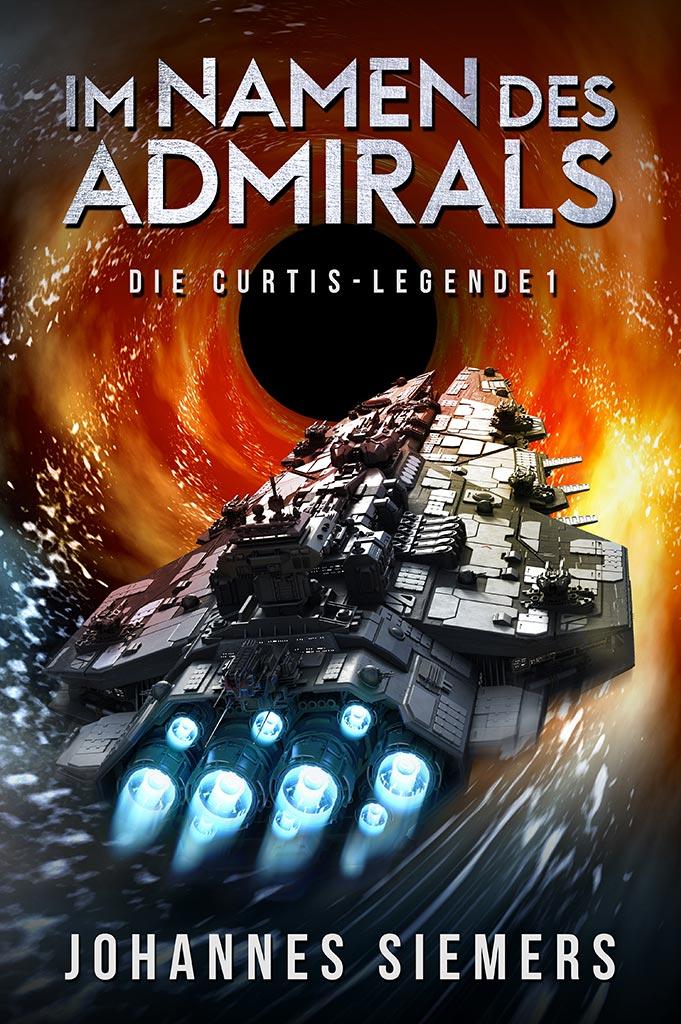 Cover: Im Namen des Admirals