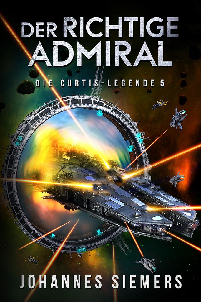 Der richtige Admiral: Die Curtis-Legende 5